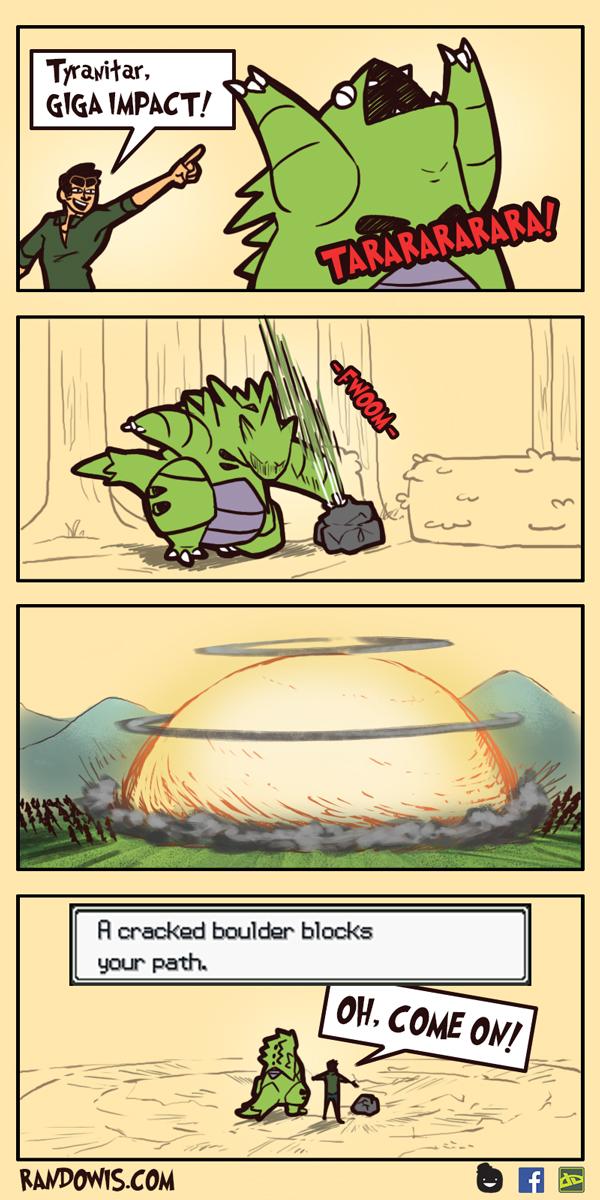 Pokemon Randowis